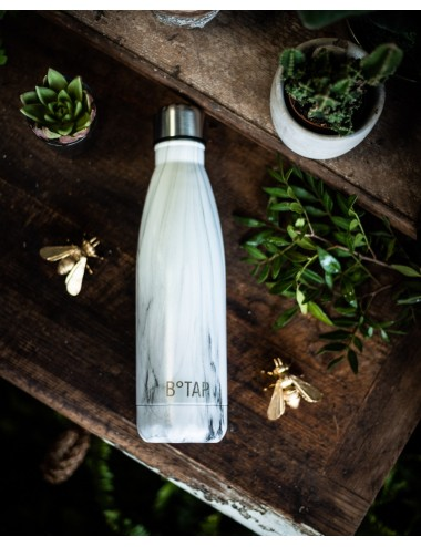 Reusable Water Bottle - Marble